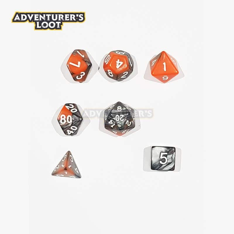 d&d-dice-orange-silver-rpg-dice-set