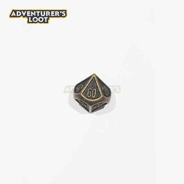 metal-dice-antique-gold-d100