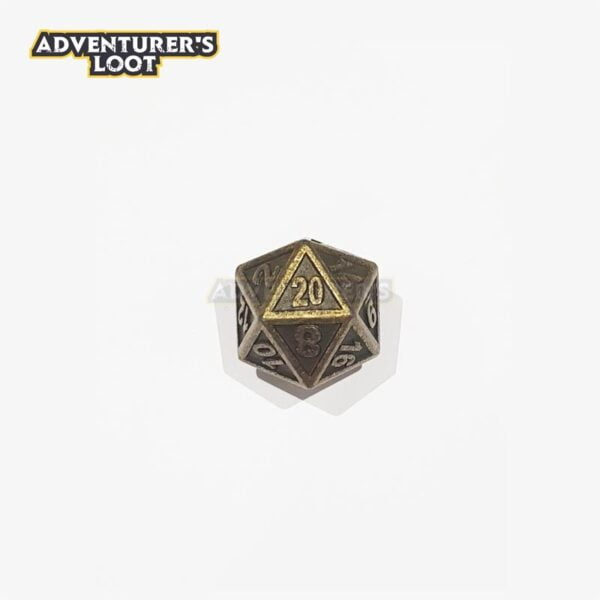 metal-dice-antique-gold-d20