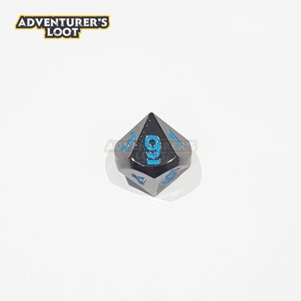 metal-dice-black-nickel-blue-dice-d10
