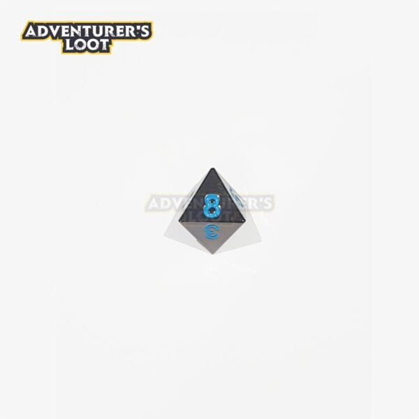metal-dice-black-nickel-blue-dice-d8