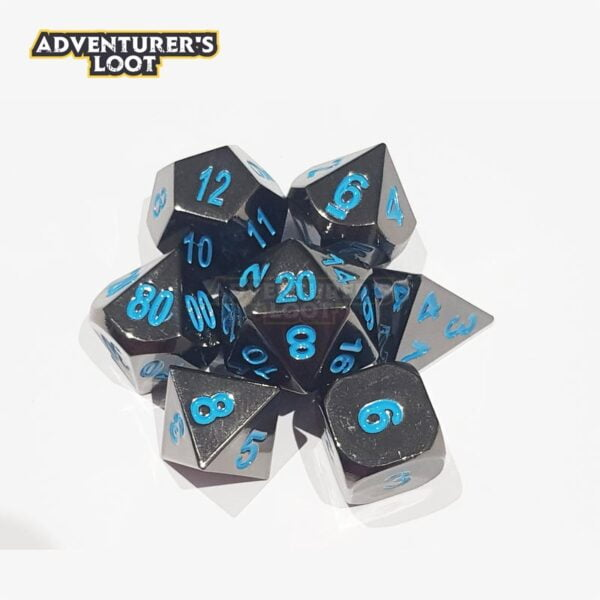 metal-dice-black-nickel-blue-dice-set-stack