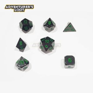 metal-dice-black-nickel-green-dice-set
