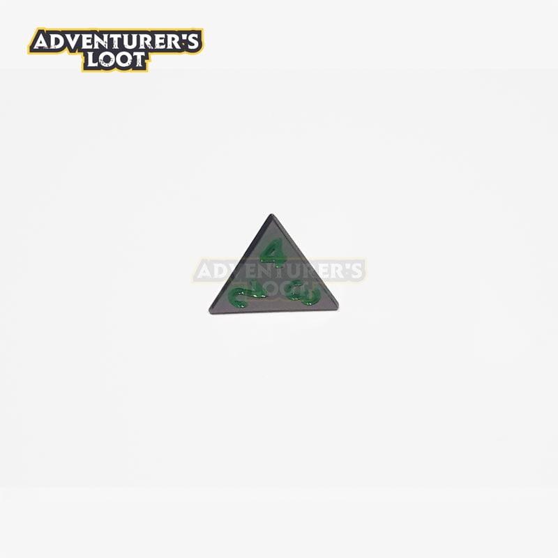 metal-dice-black-nickel-green-dice-d4