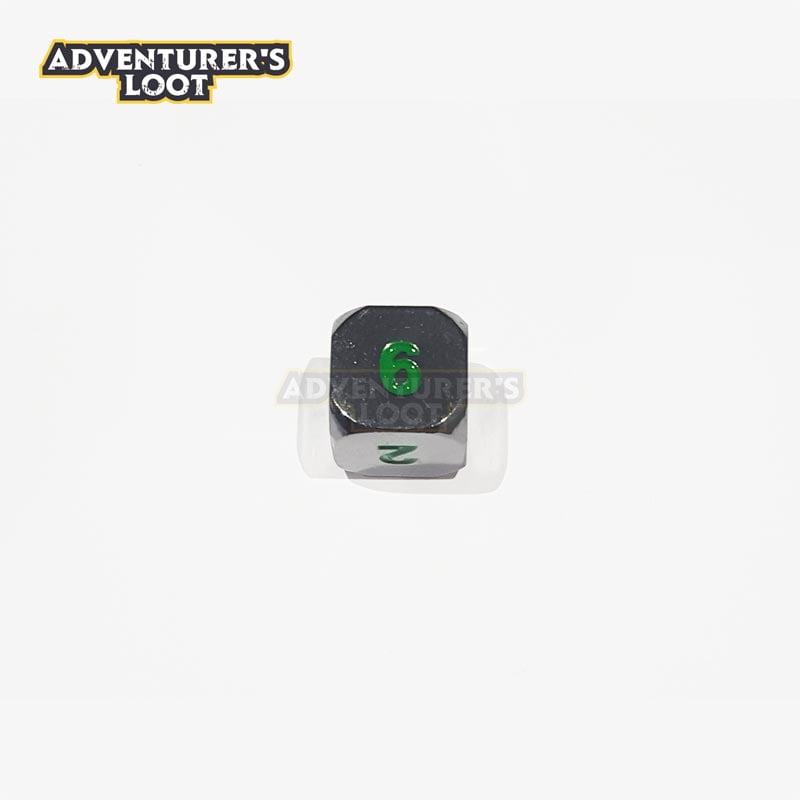 metal-dice-black-nickel-green-dice-d6