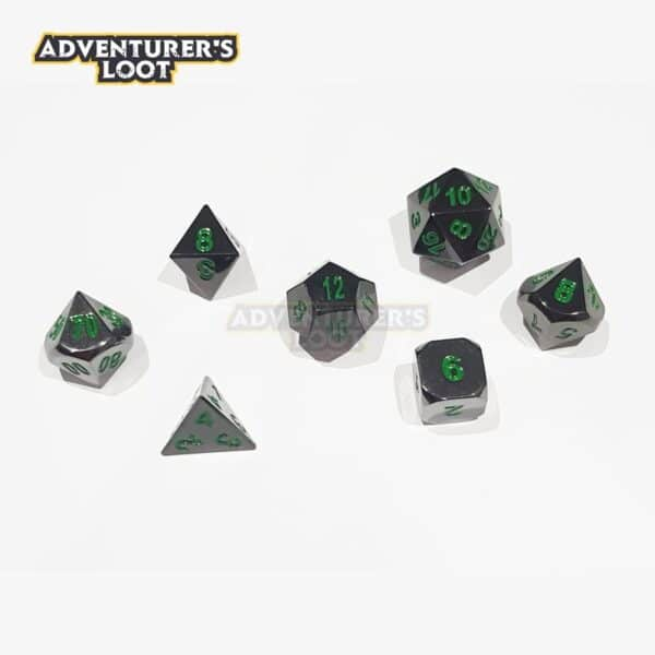 metal-dice-black-nickel-green-dice-line