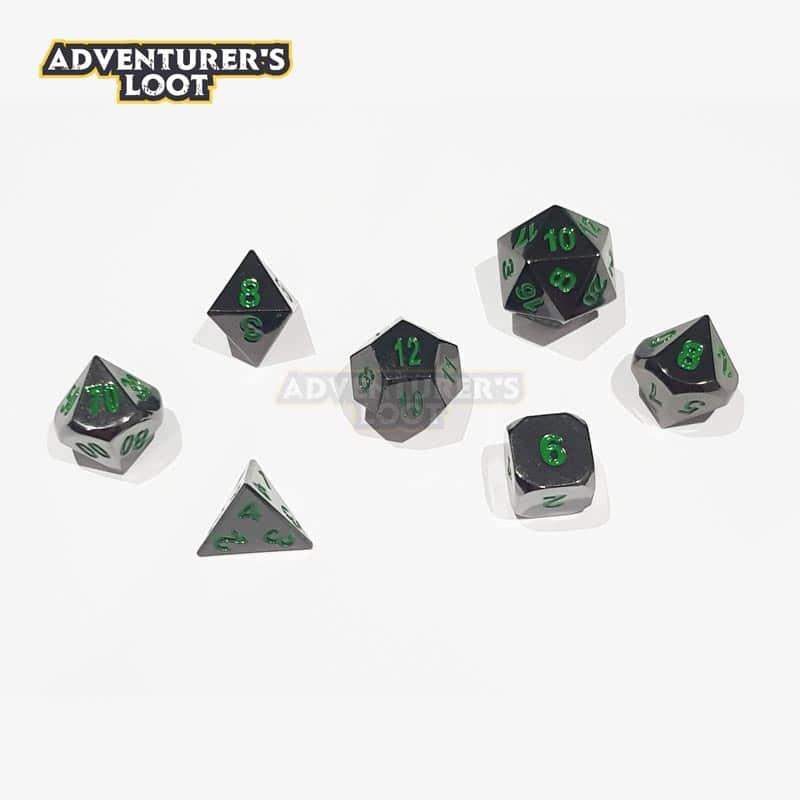 metal-dice-black-nickel-green-dice-line