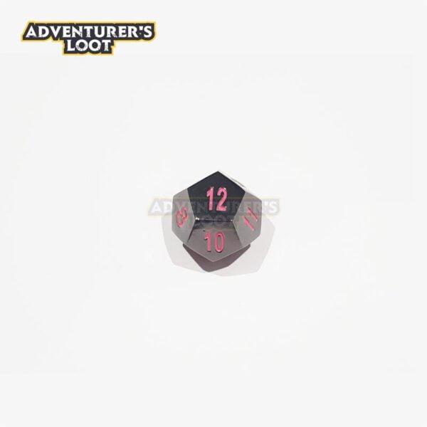 metal-dice-black-nickel-pink-dice-d12