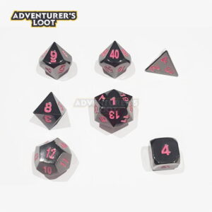 metal-dice-black-nickel-pink-dice-set