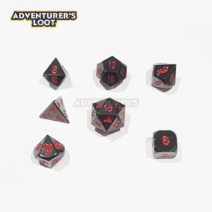 metal-dice-black-nickel-red-dice-set