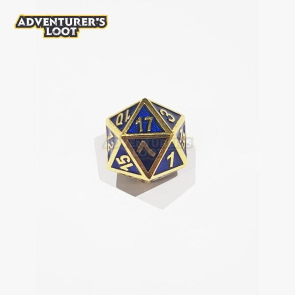 metal-dice-blue-gold-dice-d20