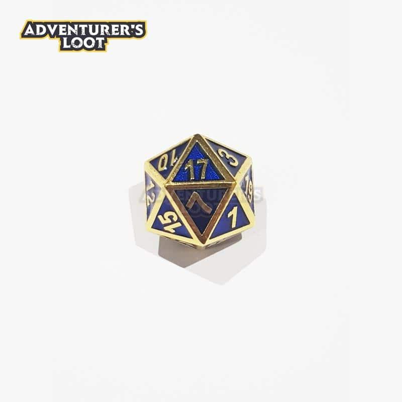 metal-dice-blue-gold-dice-d20