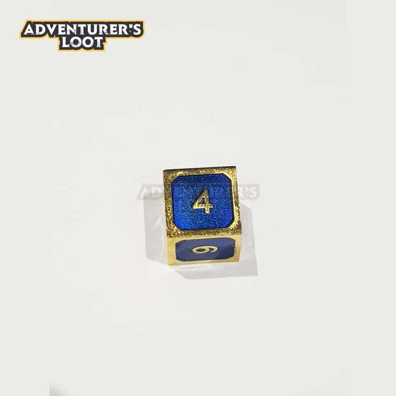 metal-dice-blue-gold-dice-d6