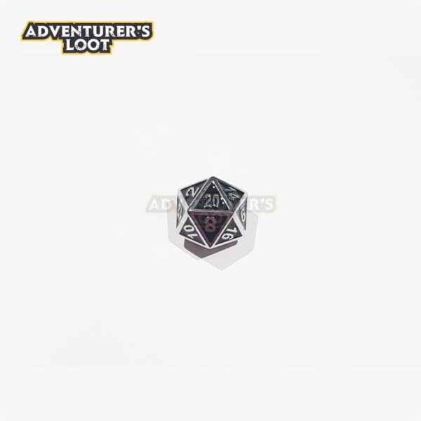 metal-dice-chrome-black-dice-d20