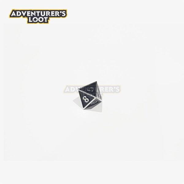 metal-dice-chrome-black-dice-d8