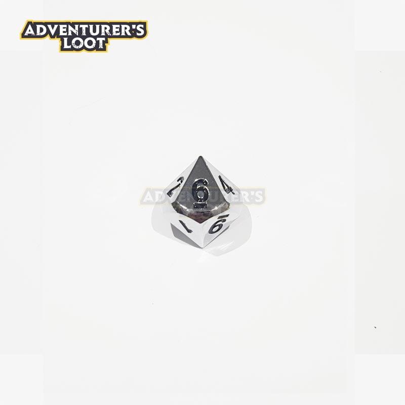 metal-dice-chrome-dice-d10