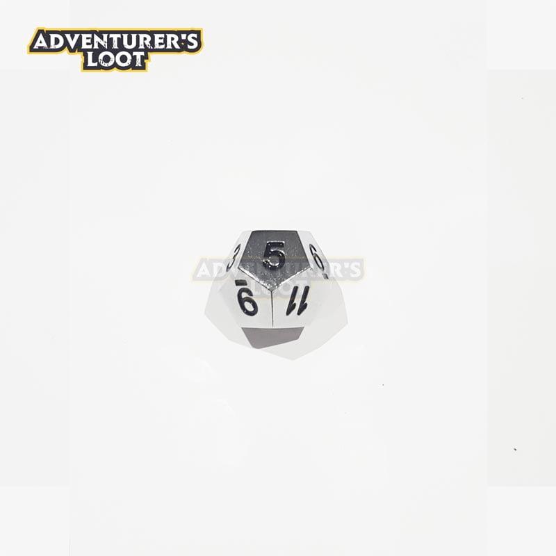 metal-dice-chrome-dice-d12