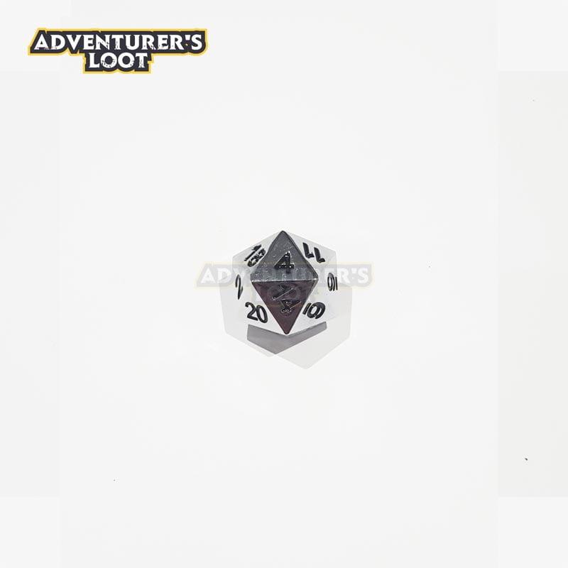 metal-dice-chrome-dice-d20