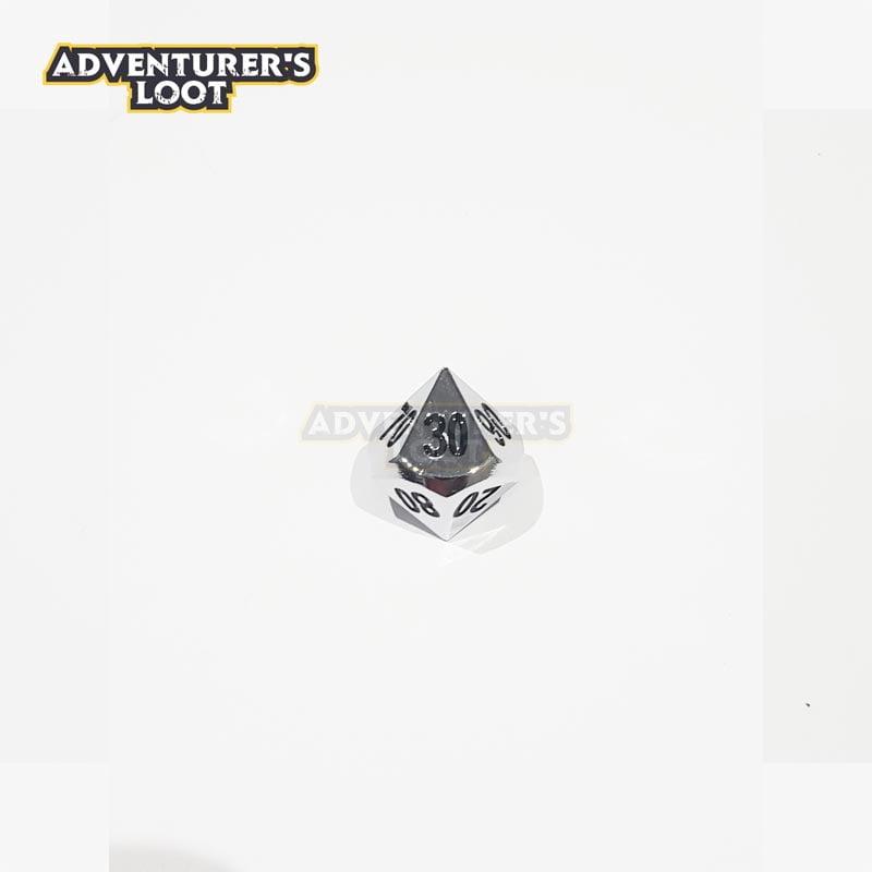 metal-dice-chrome-dice-d100