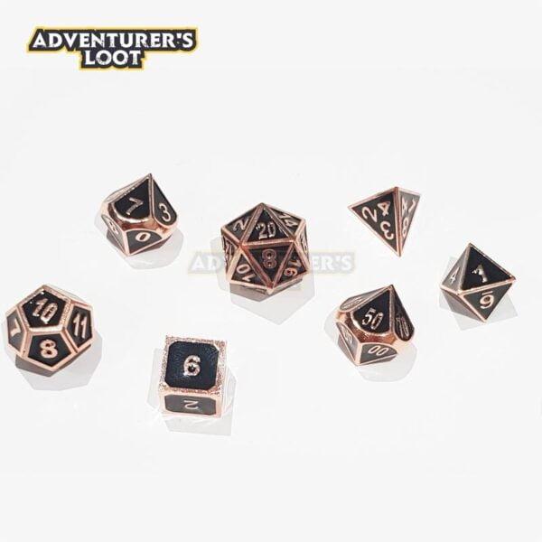 metal-dice-copper-black-dice-set-dice-line
