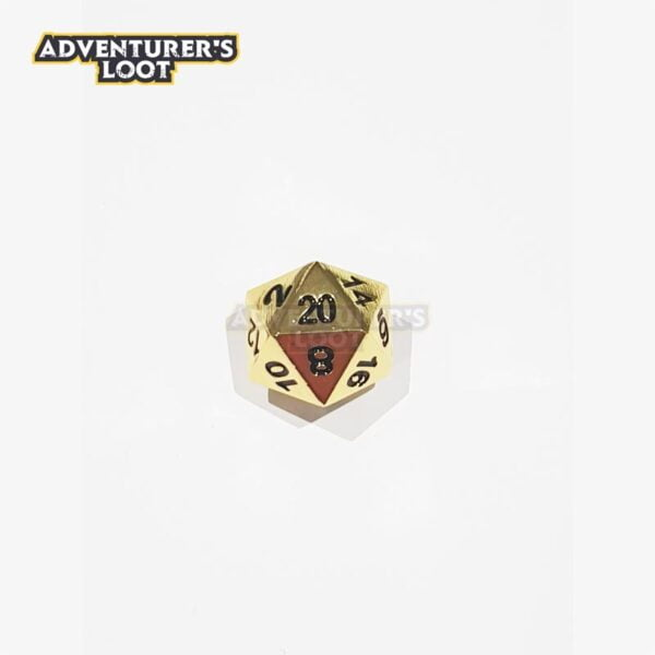metal-dice-gold-dice-d20