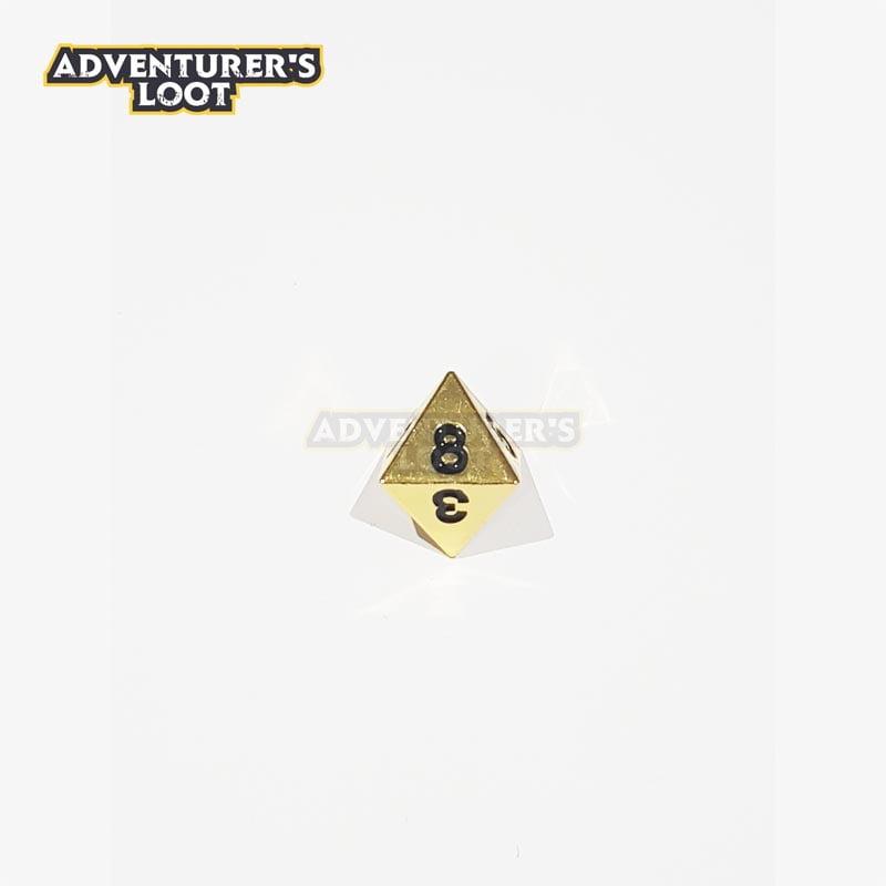 metal-dice-gold-dice-d8