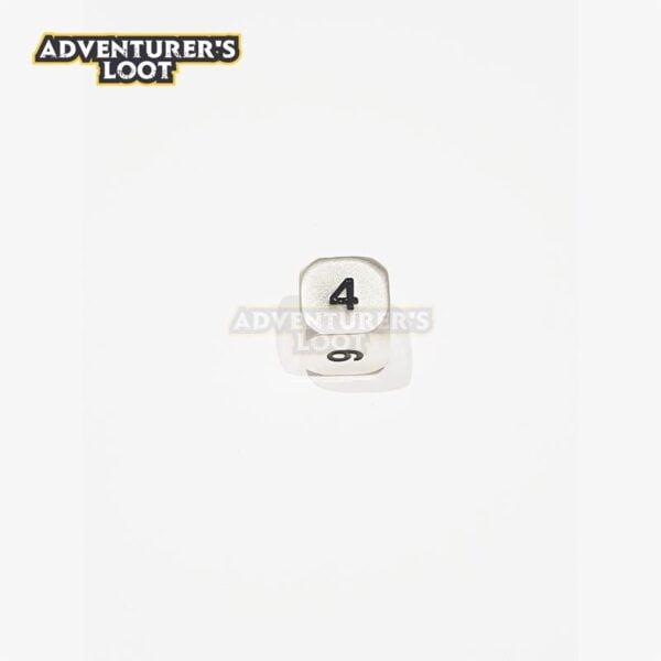 metal-dice-pearl-silver-dice-d6