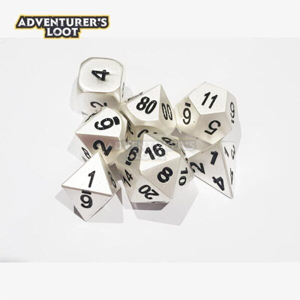 metal-dice-pearl-silver-dice-set-dice-stack