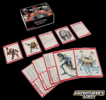 Spellbook Cards Monster Cards 0-5 Deck Cards