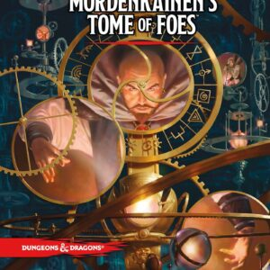 Mordenkaines Tome Of Foes
