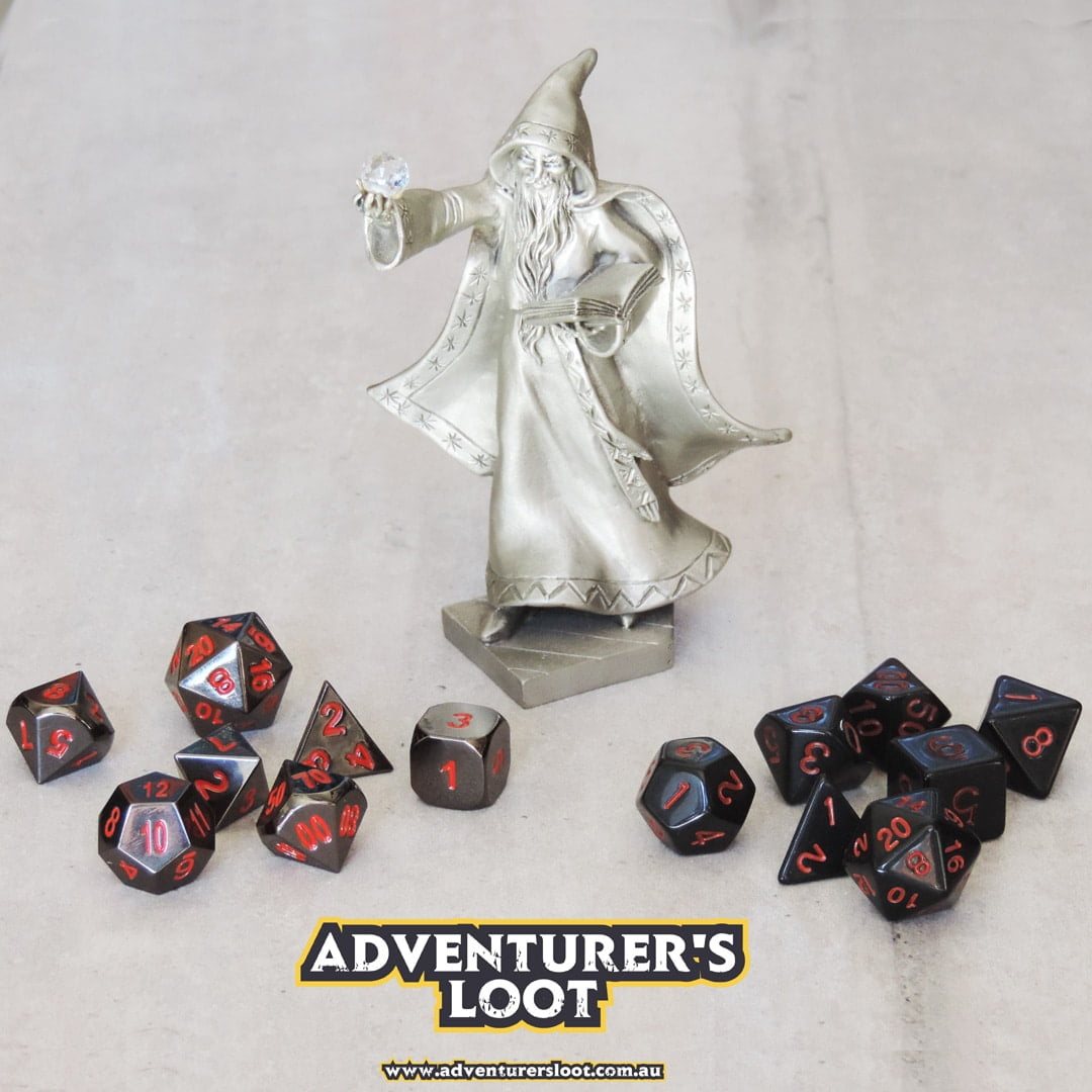 Red Wizards Dice