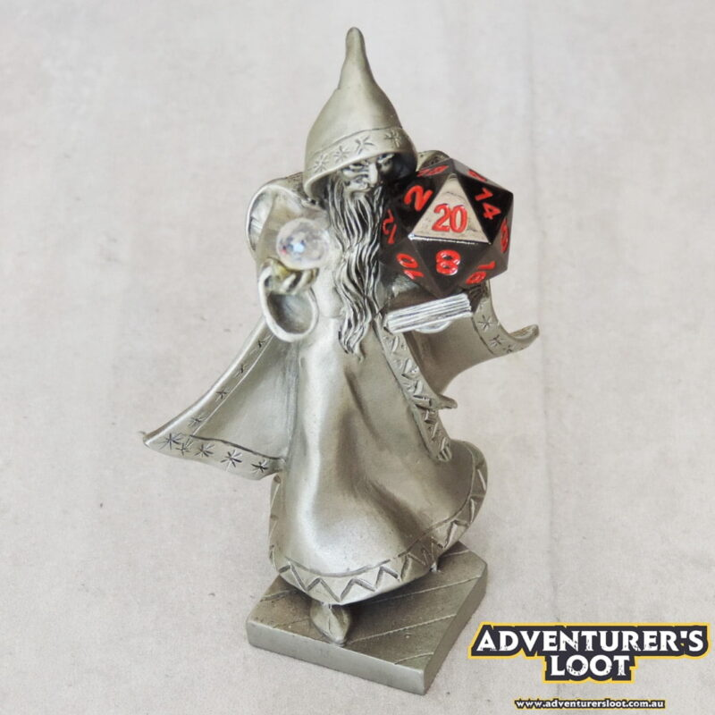 Red Wizards D20