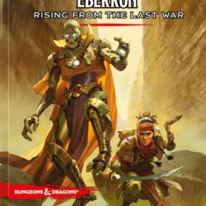 Eberron Rising From The Last War - Cover