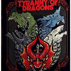 Tyranny of Dragons - Cover