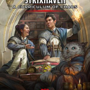 strixhaven - a curriculum of chaos